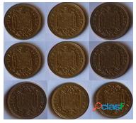 Monedas antiguas 1 peseta 1966