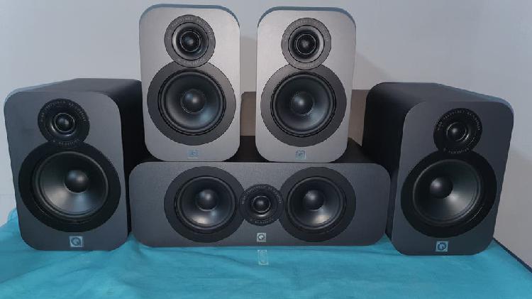 Q acoustics 3020.3010.3090