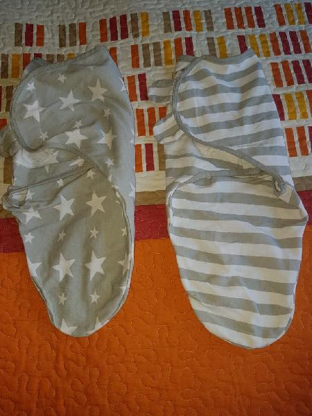 Swaddles - arrullos - mantas envolventes