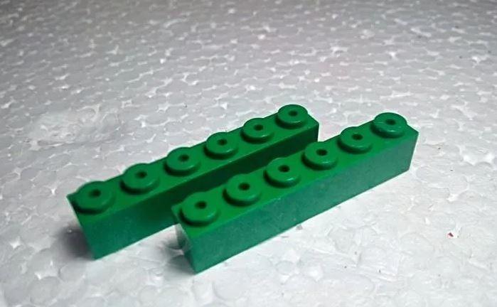 Verde jacena 6x1 - tente (2 unidades)