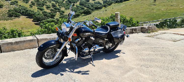 Yamaha drag star 650 1 dueño-solo 10.000 kilometro