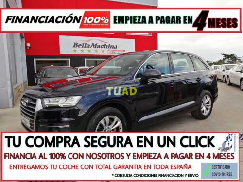 Audi q7 3.0 tdi 272 cv *** financiacion ***