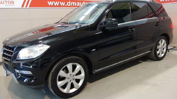 Mercedes-benz clase m ml 350bluetec 4m 7g plus