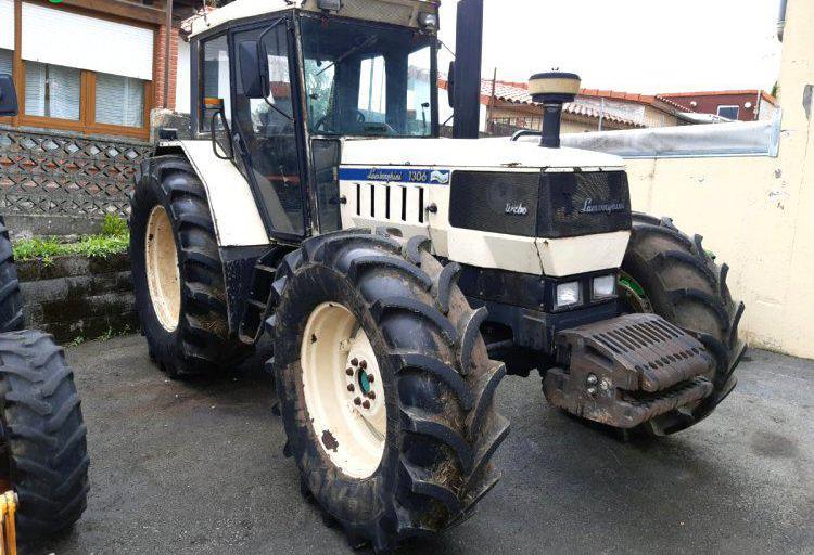 Venta de tractor lamborghini 1306dt en cantabria