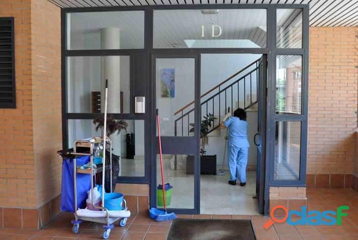 Limpieza de portales