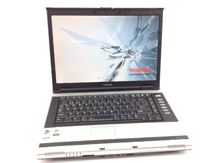 Pc portatil toshiba m70