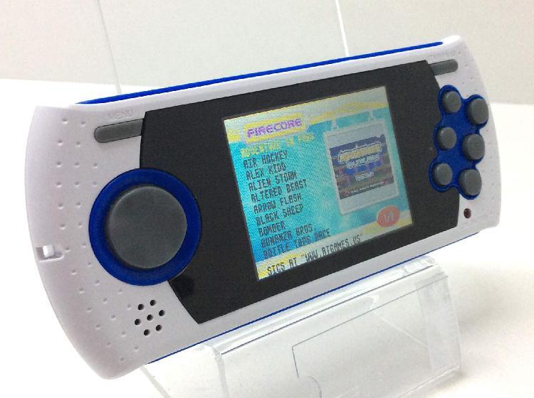 Sega megadrive ultimate portatil 25 aniversario 80 juegos