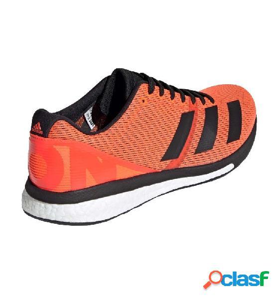 Zapatillas running adidas adizero boston 8 m 42 naranja