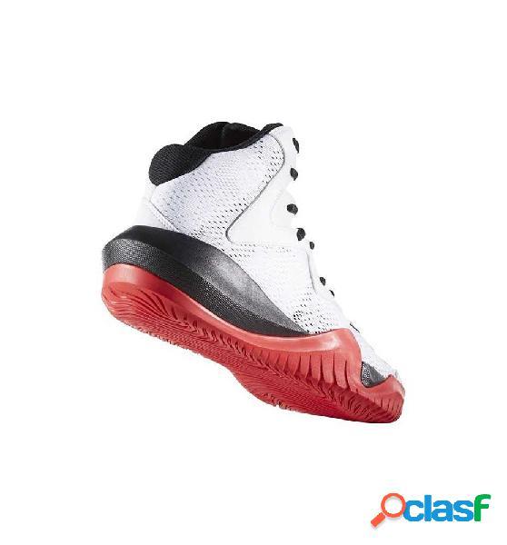 Zapatillas basket adidas crazy team 40 2/3 blanco