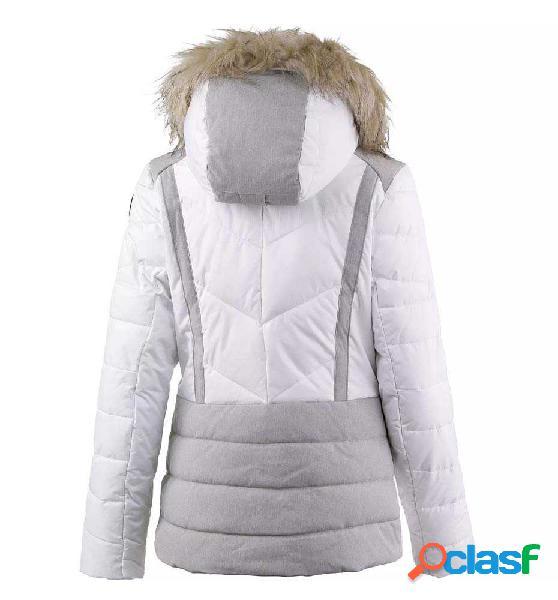 Chaqueta outdoor icepeak cindy jacket 42 blanco