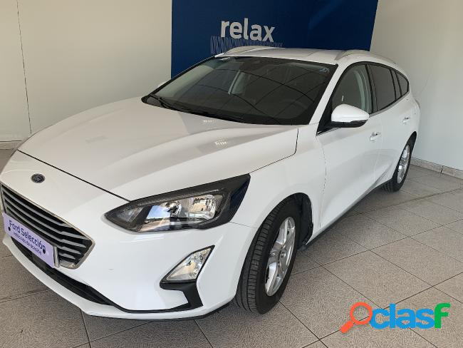 Ford focus trend+ 1.5 tdci 120cv sportbreak '19
