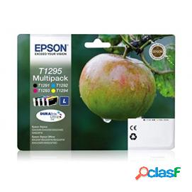 Epson t1295 multipack 4 colores