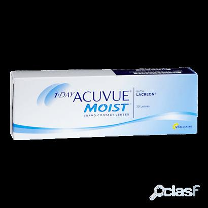 1-day acuvue moist caja 30 uds.