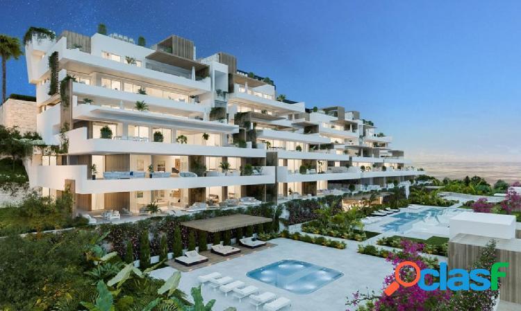 Venta - obra nueva - estepona - apartamentos - 2-4 dormitorios - 2 y 3 baños