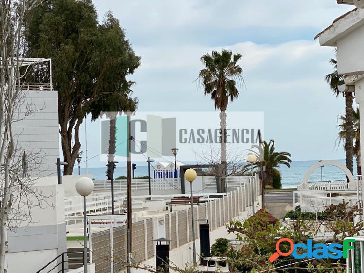 Bungalow a 20 metros de la playa con acceso al complejo deportivo solmar
