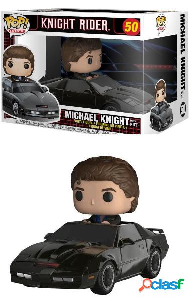 Funko pop michael knight y el coche fantastico
