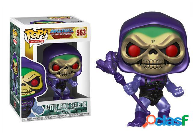 Funko pop skeletor exclusivo