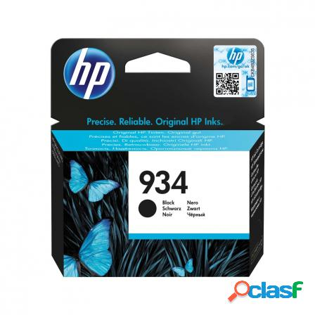 Cartucho negro hp n934 - 400 paginas - para officejet pro 6830 / 6230