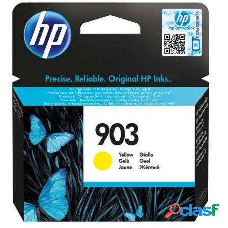 Cartucho amarillo hp n903 - 315 paginas - para officejet pro 6960 aio
