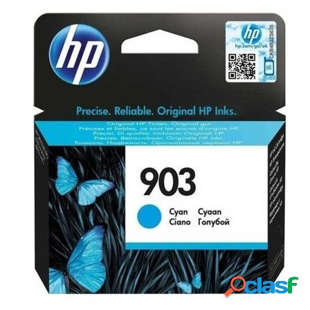 Cartucho cian hp n903 - 315 paginas - para officejet pro 6960 aio / 69