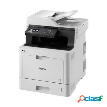 Multifuncion brother wifi con fax laser color mfc-l8690cdw - 31ppm - d