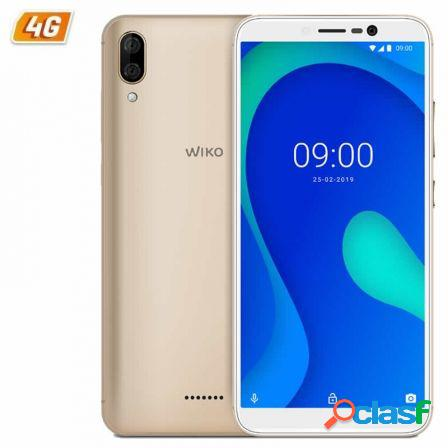 "Smartphone movil wiko y80 gold - 5.99""/15.2cm hd+ - oc 1.6ghz - 2gb -"