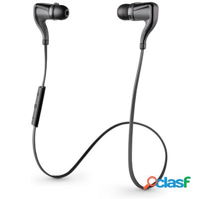 Auriculares inalambricos stereo backbeat go 2 negros