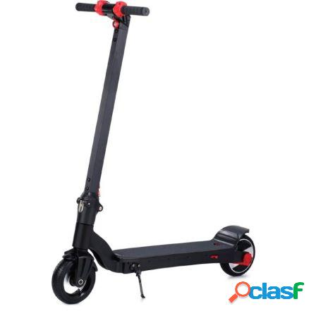 Patinete electrico scooter innjoo ryder m black - 20km/h - ruedas 6.5""
