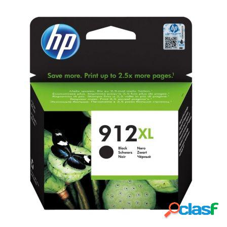 Cartucho de tinta negro hp n912xl - 825 paginas - compatible segun esp