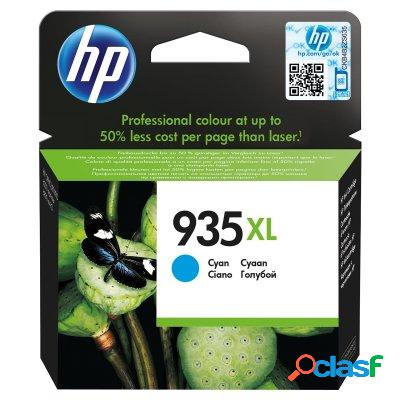 Hp 935xl cartucho cian c2p24ae officejet 6230, original de la marca hp
