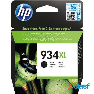 Hp 934xl cartucho negro c2p23ae officejet 6230, original de la marca hewlett packard