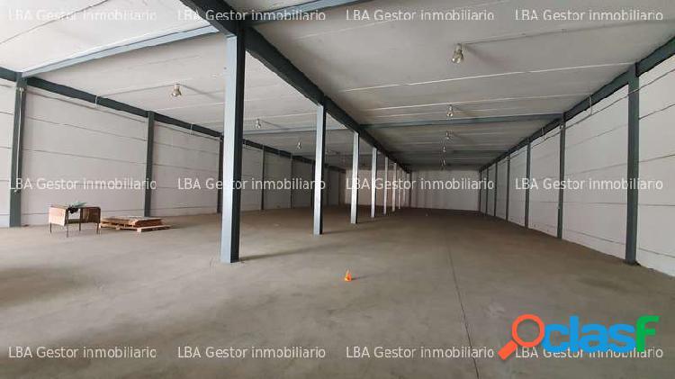 Alquiler nave industrial - polígono industrial, bailén, jaén [254587]