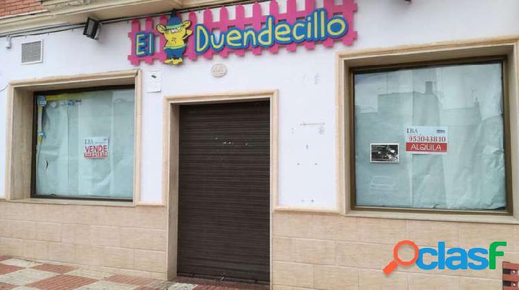 Venta/alquiler local comercial - moredal, bailén, jaén [104932]