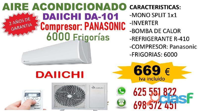 6000 FRIGORIAS DAICHI COMP. PANASONIC