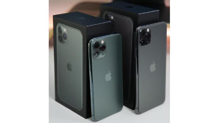 Apple iphone 11 pro 64gb = $500,iphone 11 pro max 64gb =