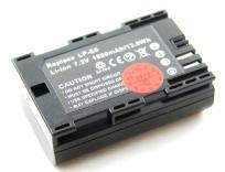 Batería para canon lp-e6