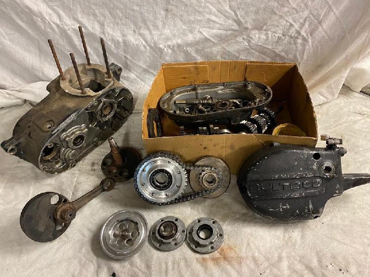 Bajos motor bultaco matador mk5 sd