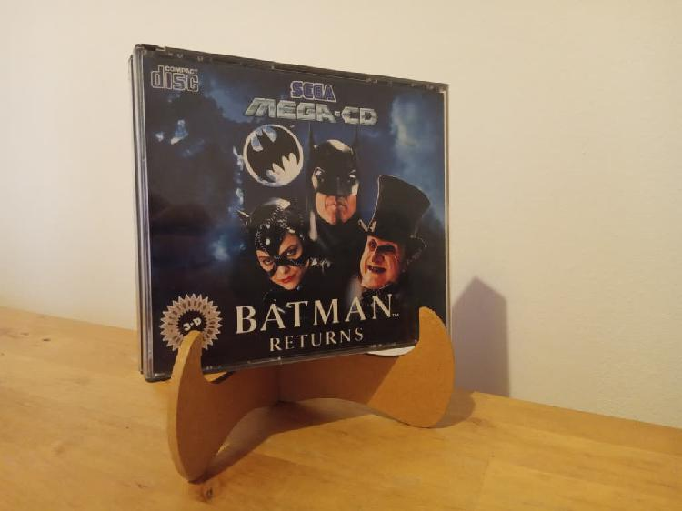 Batman returns sega mega cd