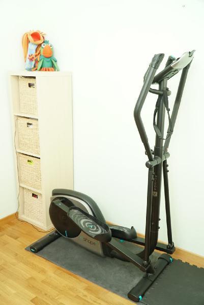 Bici elíptica domyos e-shape