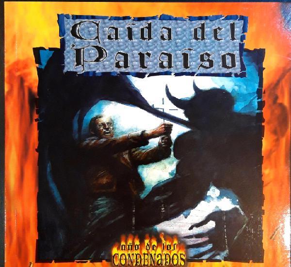 Cazador: la venganza. caida del paraíso.