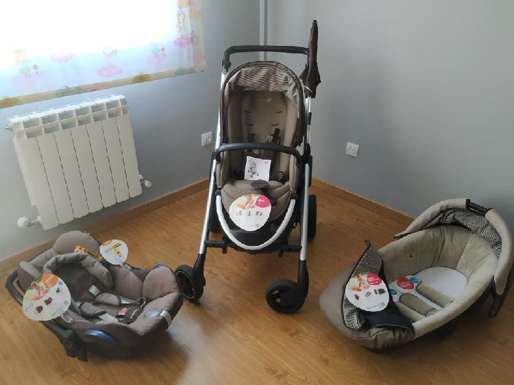 Carro bebé confort trío modelo elea