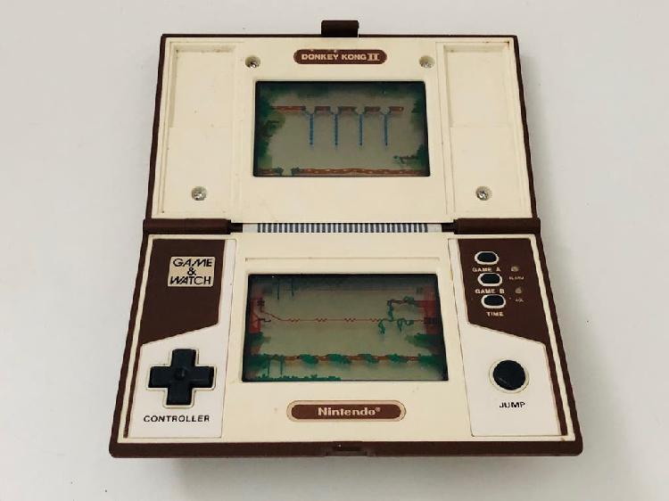 Donkey kong ii game watch 1983