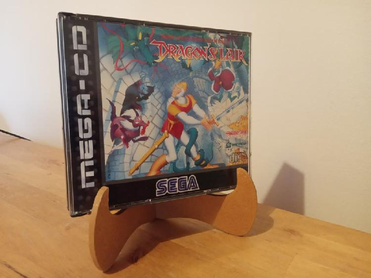 Dragon's lair sega mega cd