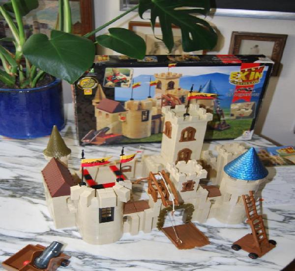 Exin castillos morgandor - 506 piezas