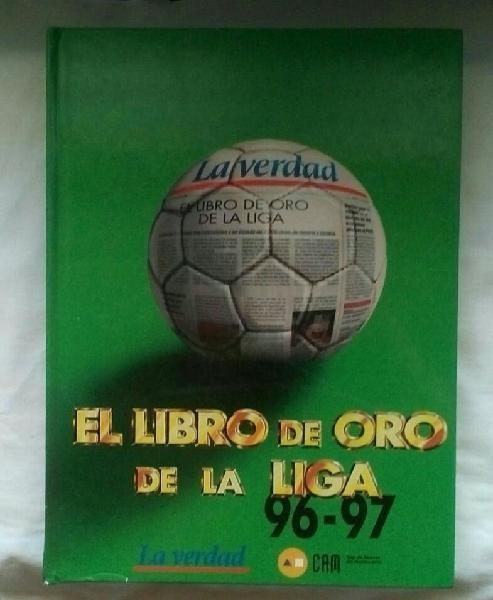 El libro de oro de la liga 1996-97