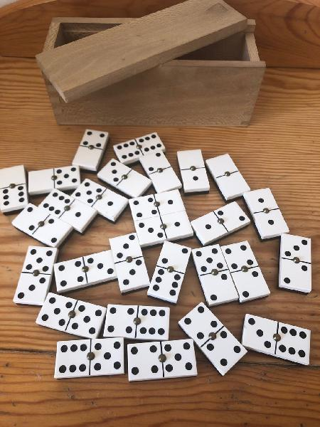 Fichas dominó