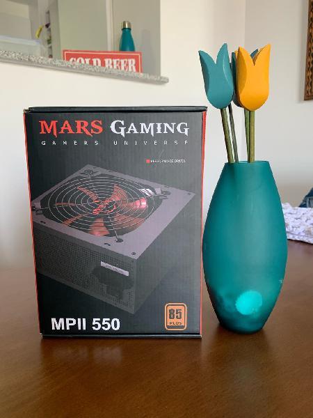 Fuente alimentación mars gaming