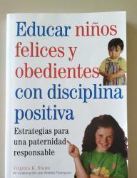 Libro educar niños felices y obedientes