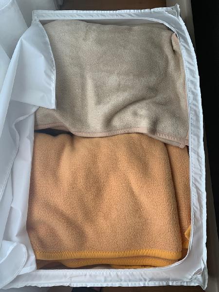 Mantas para cama 105 y 150