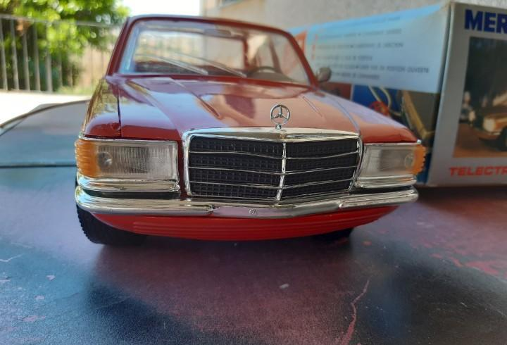 Mercedes 450 de rico